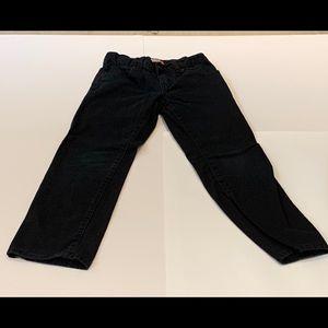 Boys Black Skinny Jeans-Old Navy size 7